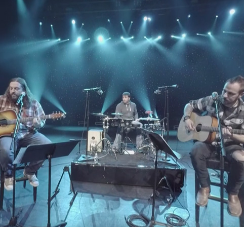VR/360 Sessions – Seether and Stained